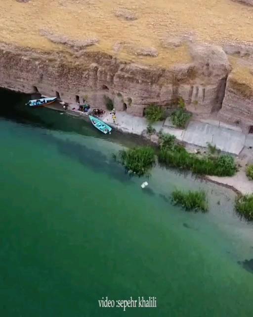 فیلم گردشگری چال کندی دزفول خوزستان