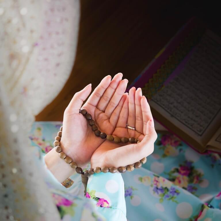 تصویر متحرک دعای مادر