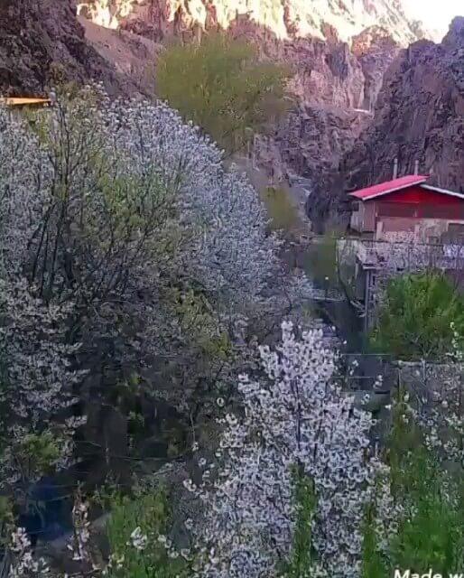 گردشگری روستای رندان کن در تهران