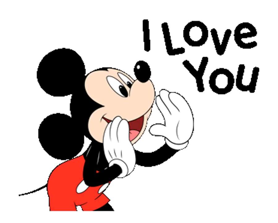 sticker i love you - استیکر متحرک عاشقانه