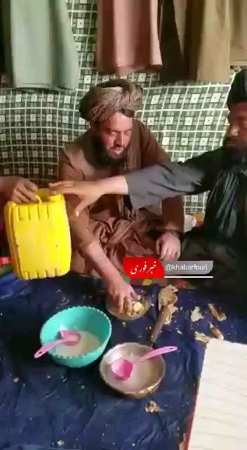 کلیپ خنده دار طالبان