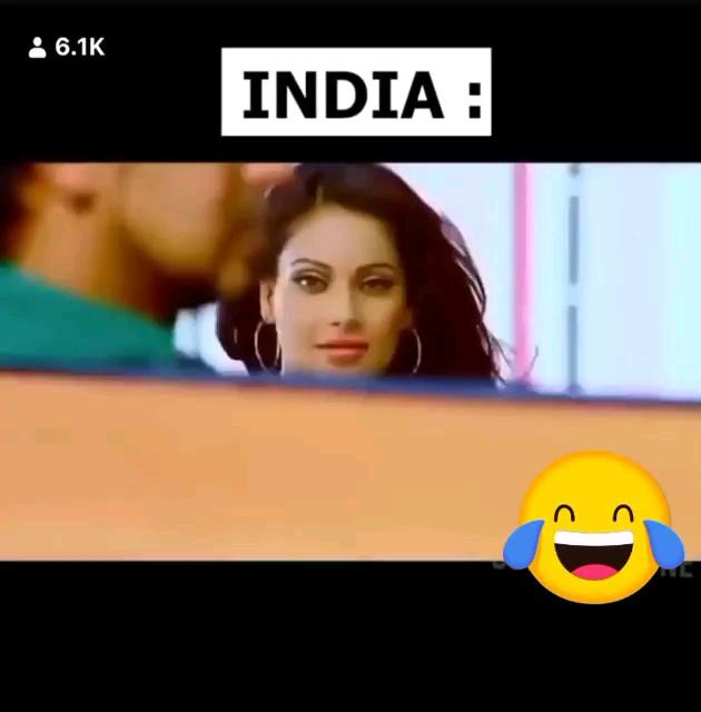 کلیپ خنده دار مقایسه فیلم های هالیوود و هندی