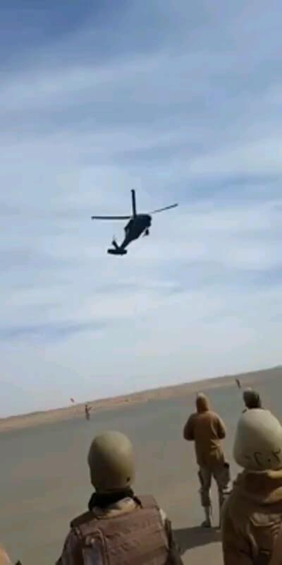 افتخاری دیگر از نیروهای نظامی سعودی ! طرف کتلت شد..!