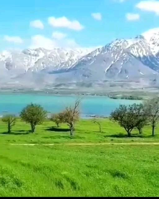 تالاب بین المللی چغا خور چهارمحال و بختیاری